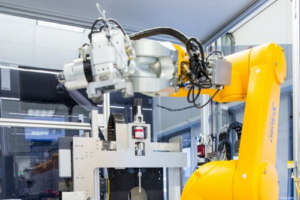 Automated quality inspection robot | IMS-nl.com