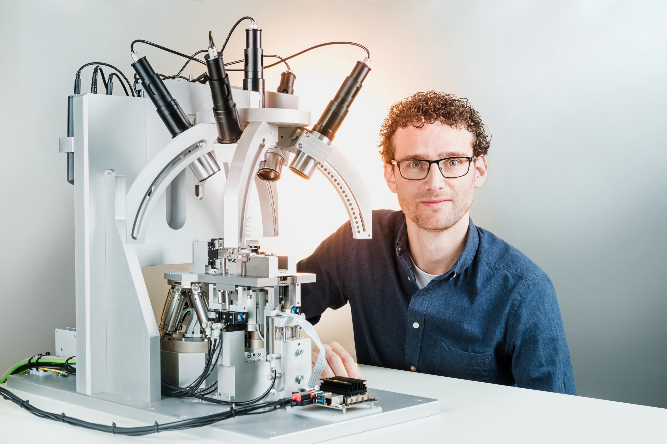R&D Project Leader Wouter Spoorendonk | IMS-nl.com